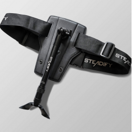 Steadify draagbare tripod / Wearable Stabilizer