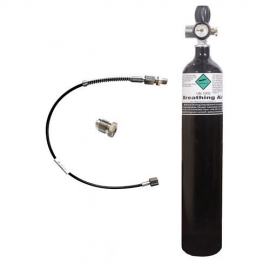 300bar 7 Liter Airgun Charging Kit