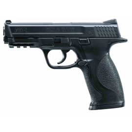 4,5mm CO2 Steel BB AirgunSmith & Wesson M&P40 - black