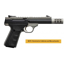 Limited Editions van de Browning Buck MarkField/Target Micro Suppressor Ready