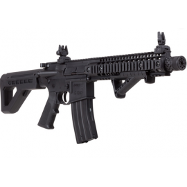 4,5mm CO2 steel bb Crosman DPMS SBR Full-Auto