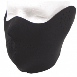 Masker Protective Mask, Airsoft black Neoprene