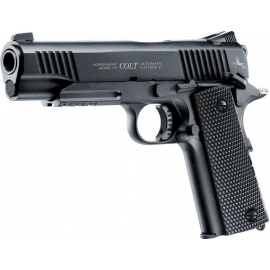 Colt M45 CQBP BLACK cal. 4,5 mm (.177) BB -