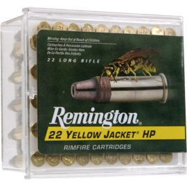 .22LR yellow jacket HP 33grs