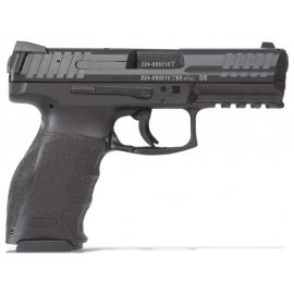 9mm Heckler & Koch SFP9-SE Black