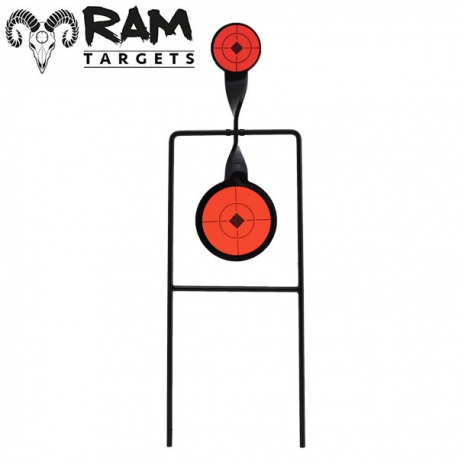 RAM Single Spinner target