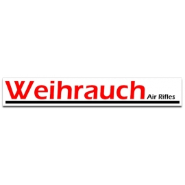 Weihrauch Air Rifle